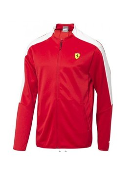 Puma Scuderia Ferrari T7 Track Jacket   Mens by Puma