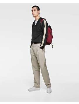 Pantalon À Pinces  Casual Pantalons Homme Soldes by Zara