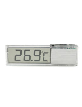 Multi Purpose Digital Lcd Thermometer Fish Tank Reptile Aquarium Meters by Unbranded