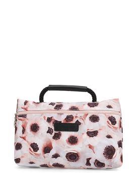 Le Pliage Anemone Nylon Cosmetics Case by Longchamp