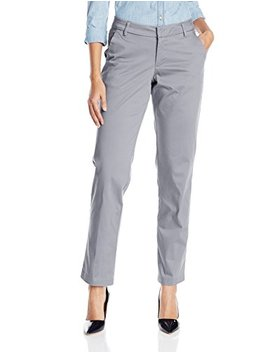 Lee Women's Modern Series Curvy Fit Rennie Straight Leg Pant by Lee
