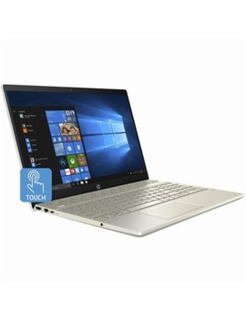 "Pavilion 15.6"" Touch Screen Laptop   Intel Core I5   8 Gb Memory   1 Tb Hard Drive   Hp Sand Blast Matte Finish In Ceramic White by Hp"