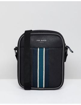 Ted Baker Boxet Webbing Flight Bag by Ted Baker