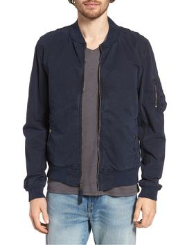 Ma 1 Cotton Bomber Jacket by Schott Nyc
