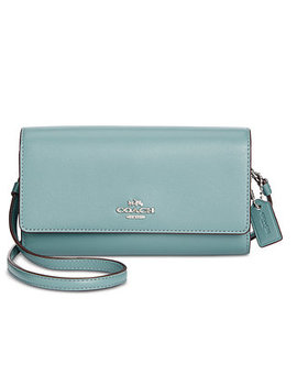 Boxed Phone Crossbody by Coach