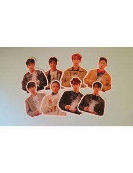 Exo 'universum' Sticker Pack by Etsy