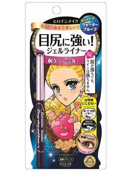 Kiss Me Heroine Make Long Stay Gel Eyeliner Super Waterproof From Japan New by Amazon