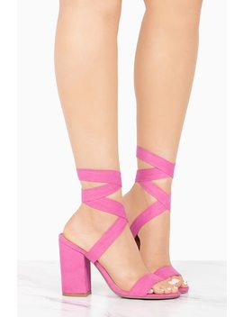 As I Wish   Pink by Lola Shoetique