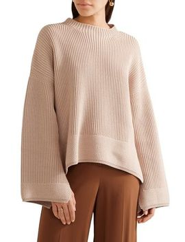 Aimee Cotton Blend Sweater by Elizabeth And James