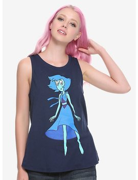 Steven Universe Lapis Tie Back Girls Tank Top by Hot Topic
