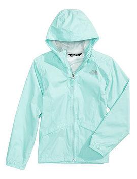Zipline Rain Jacket, Little Girls & Big Girls by The North Face