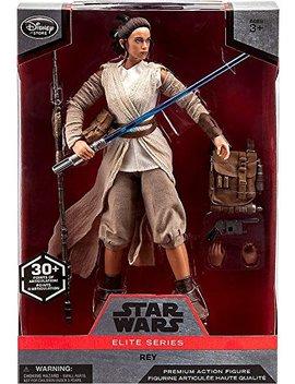 Star Wars Elite Series Rey Premium Action Figure   10''   Star Wars: The Force Awakens by Disney