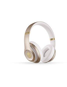Beats Studio Wireless Over Ear Headphone   Gloss White by Beats