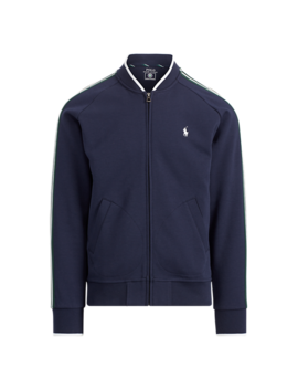 Wimbledon Double Knit Jacket by Ralph Lauren