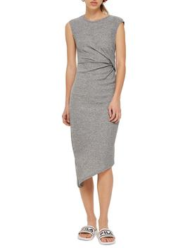 Side Drape Maxi Dress by Topshop