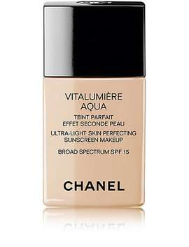 Vitalumière Aqua Ultra Light Skin Perfecting Sunscreen Makeup Spf 15 by Chanel
