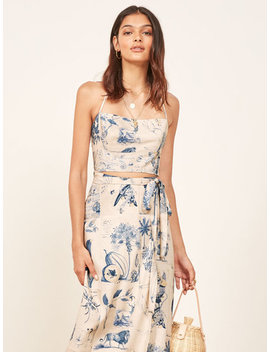 Umbria Dress by Reformation