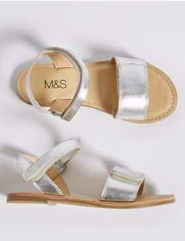 Kids' Riptape Sandals (5 Small   12 Small) by Marks & Spencer