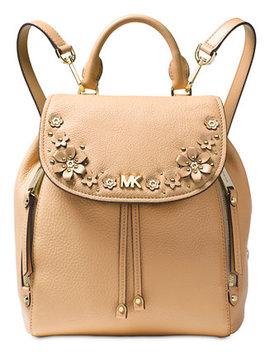 Evie Small Flower Garden Backpack by Michael Michael Kors