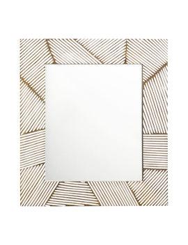 Miroir Avec Cadre En Bois by H&M