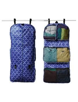 Ru Me Garment Travel Organizer Bag   Blue by Ru Me