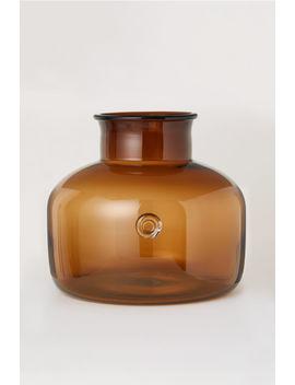 Grand Vase En Verre by H&M