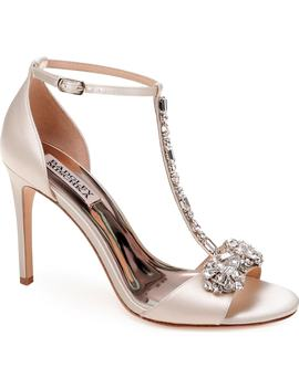 Pascale T Strap Sandal by Badgley Mischka