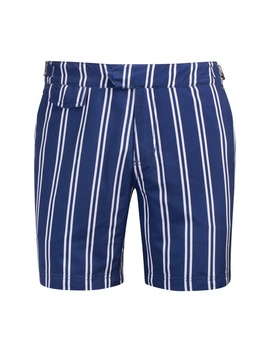 Jort Blue Swim Shorts by Suitsupply