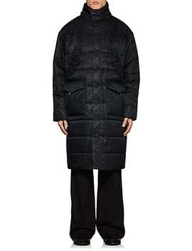 Buildout Puffer Coat by Helmut Lang