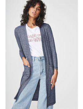 Asha Pocket Cardigan by Cotton On