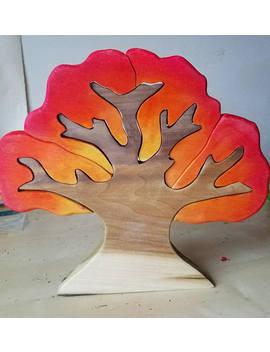 Interchangeable Seasonal Tree by Etsy
