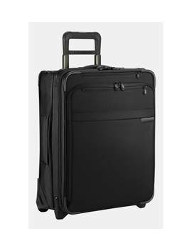 Baseline International 22 Inch Expandable Rolling Carry On by Briggs & Riley