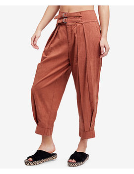 Double Buckle Soft Pants by Free People
