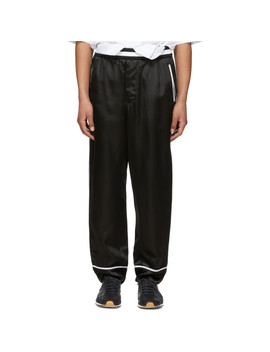 Reversible Black Pj Trousers by 3.1 Phillip Lim