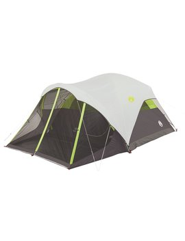 Coleman Steel Creek Fast Pitch 6 Person Dome Tent With Screen Room by Coleman