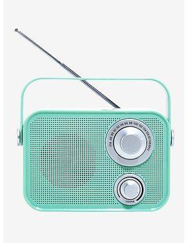 Polaroid Green Retro Wireless Bluetooth Speaker by Hot Topic