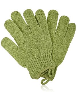 The Body Shop Bath Gloves, Green by The Body Shop