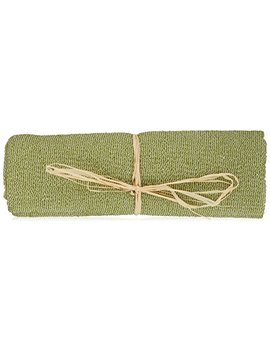 The Body Shop Exfoliating Body Polisher Skin Towel, Green by The Body Shop