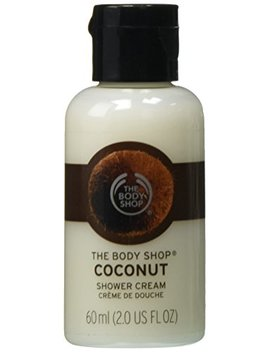 The Body Shop Shower Cream, Coconut, 2.0 Fluid Ounce by The Body Shop