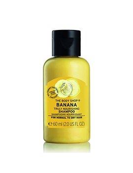 The Body Shop Banana Truly Nourishing Shampoo, 2 Fl Oz by The Body Shop