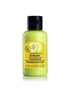 The Body Shop Banana Truly Nourishing Conditioner, 2 Fluid Ounce by The Body Shop