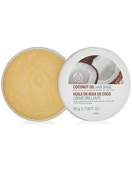 The Body Shop Coconut Oil Hair Shine, 1.7 Ounce by The Body Shop