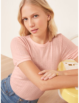 Rylie Top by Reformation