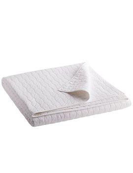 Weston White King Quilt by Pier1 Imports