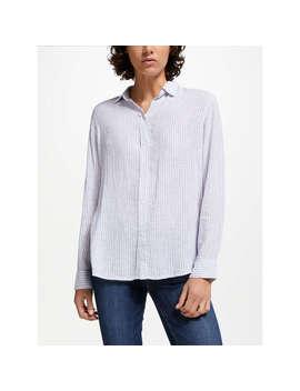 Rails Sydney Sparkler Stripe Shirt, White by Rails