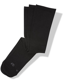 Men's 3 Pk. C Fit Perfect Comfort Dress Socks by Perry Ellis