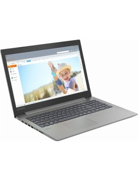 "330 15 Igm 15.6"" Laptop   Intel Celeron   4 Gb Memory   500 Gb Hard Drive   Platinum Gray by Lenovo"