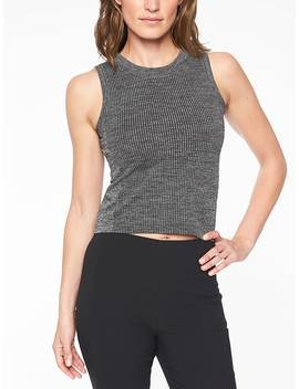 Renew Ribbed Tank by Athleta