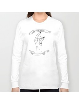Long Sleeve T Shirt by T Hype (Julianajace)