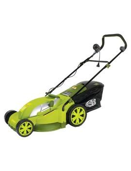 Sun Joe® 17 Inch 13 Amp Electric Lawn Mower/Mulcher by Sun Joe